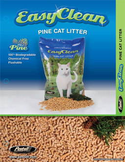 Pestell Pine Cat Litter